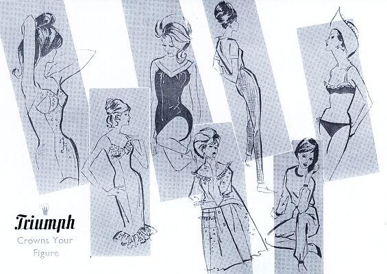 Triumph-lingerie-bra-history