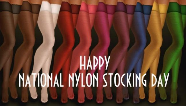 National-Stockings-Day