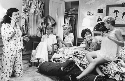Grease-pyjama-slumber-party