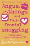 Angus-Thongs-Snogging-Book